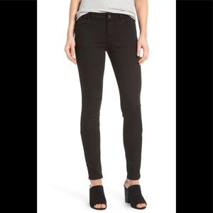DL1961 Black Florence Instasculpt Skinny Jeans